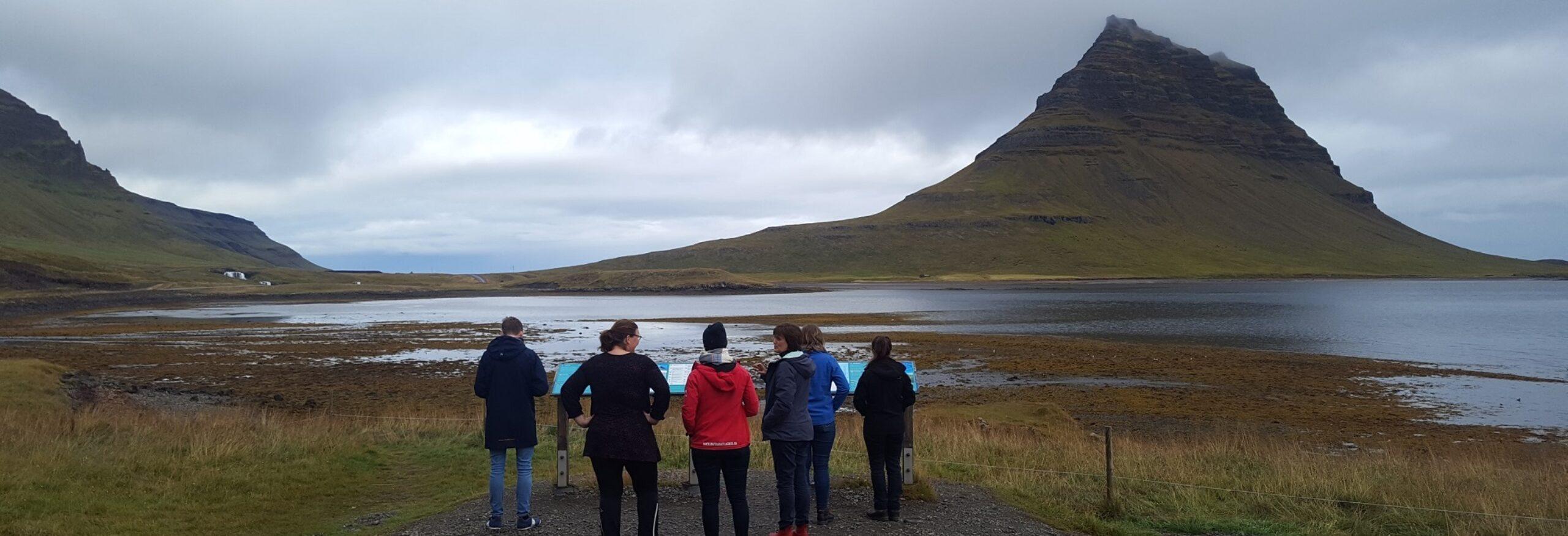 Learning Journey in Snæfellsnes