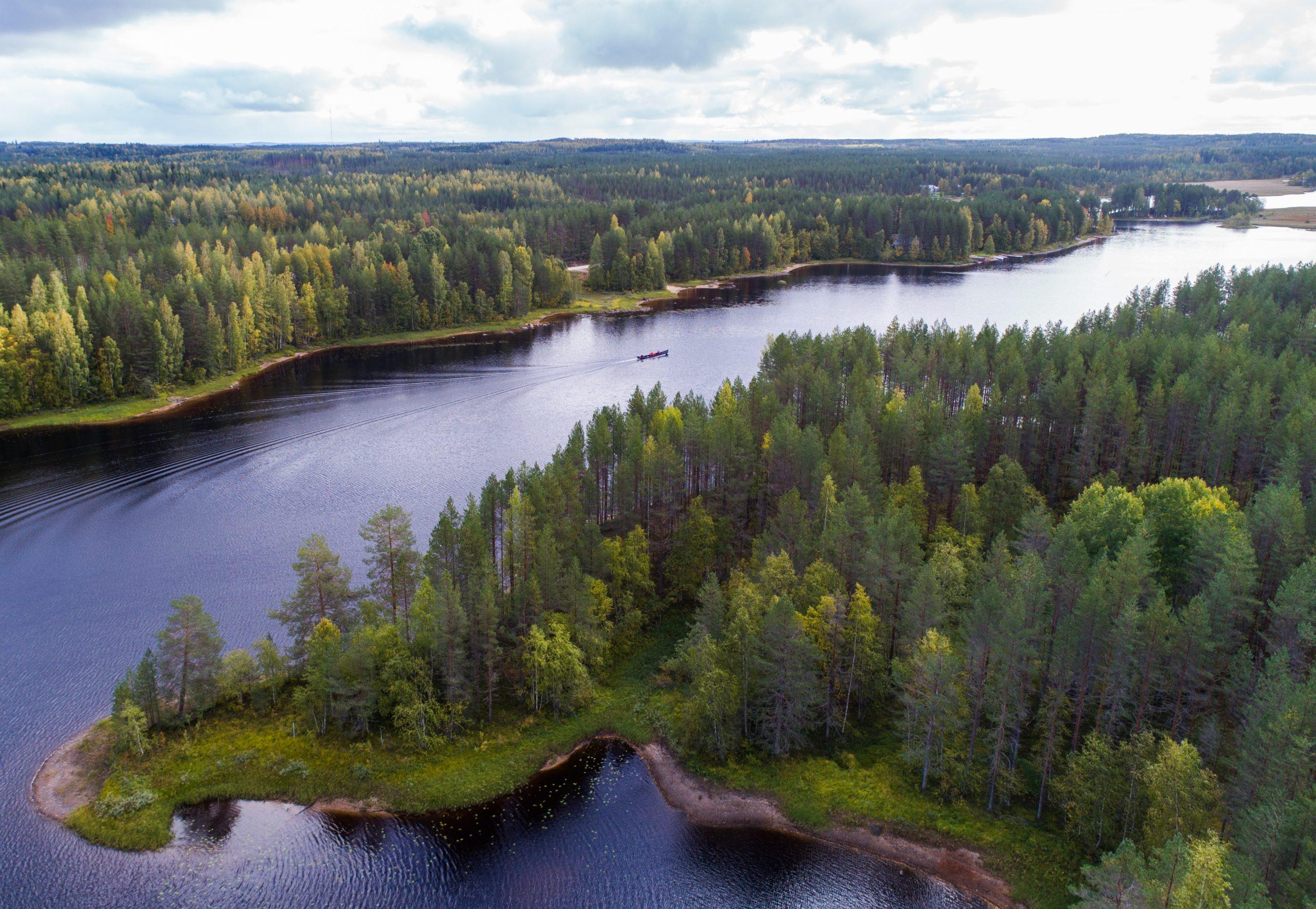 Koitajoki River – North Karelia